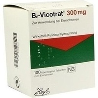 B6 VICOTRAT 300 mg überzogene Tabletten**