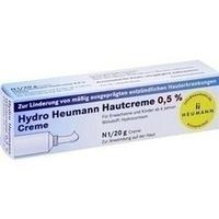 HYDRO HEUMANN Hautcreme 0,5%