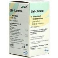 BM TEST Lactate Teststreifen