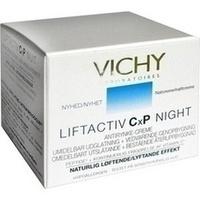 VICHY LIFTACTIV CxP Nacht Creme