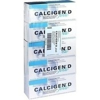 CALCIGEN D forte 1000 mg/880 I.E. Brausetabletten