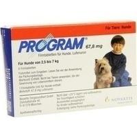 PROGRAM 67,8 mg 2,5-7 kg Tabl.f.Hunde