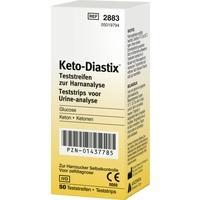 KETO DIASTIX Teststreifen