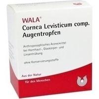 WALA CORNEA/ LEVISTICUM comp. Gouttes pour les Yeux