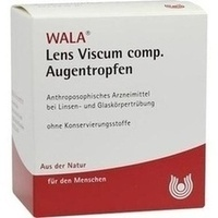 Lens Viscum Comp Augentropfen 30x0 5 Ml Wala Anthroposophie Naturheilkunde Homoempatia Versandapotheke