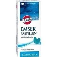 Emser Pastillen Mit Mentholfrische  Lutschtabletten 40 Stück