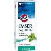 Emser Pastillen Zuckerfrei  Lutschtabletten 40 Stück