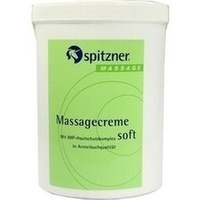 SPITZNER Massagecreme soft