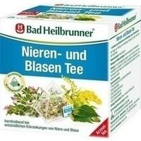 BAD HEILBRUNNER Tee Nieren und Blase Filterbeutel