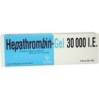 HEPATHROMBIN Gel 30.000