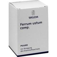 WELEDA FERRUM USTUM comp. Triturazione