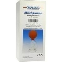 MILCHPUMPE Trompetenform