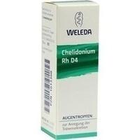 WELEDA CHELIDONIUM AugenGotas RH D 4