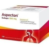 ASPECTON Eukaps 100 mg magensaftres.Weichkapseln