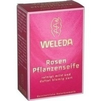 WELEDA Rosen Pflanzenseife