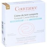 AVENE Couvrance Kompakt Make-up 04 honig matt.Neu
