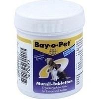 BAY O PET Murnil Tabletten f.Hunde/Katzen