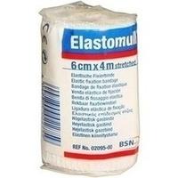 ELASTOMULL 4mx6cm 2095 elastisch Fixierbinde