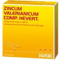 ZINCUM VALERIANICUM comp. Hevert Ampullen