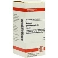 ACIDUM PHOSPHORICUM D 3 Tabletten
