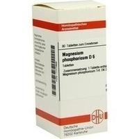 MAGNESIUM PHOSPHORICUM D 6 Tabletten