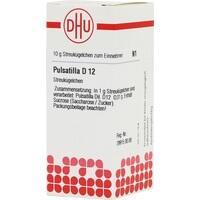 PULSATILLA D 12 Globuli