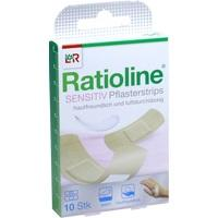 RATIOLINE sensitive Pflasterstrips in 2 Größen