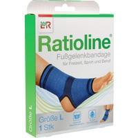 RATIOLINE active Fußgelenkbandage Gr.L