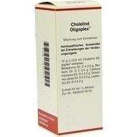 CHOLELIND Oligoplex Tropfen