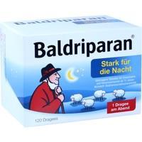 Baldriparan Stark Für Die Nacht  Tabletten 120 Stück