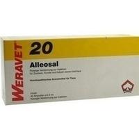 Alleosal 20 Vet  Ampullen 40X2 ML