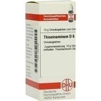 DHU THIOSINAMINUM D 6 Globules
