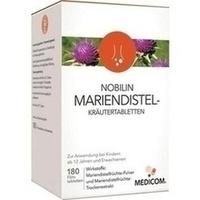NOBILIN Mariendistel Kräuter Filmtabletten