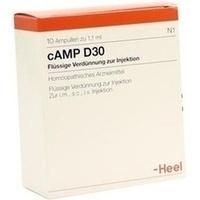 HEEL CAMP D 30 Fiale