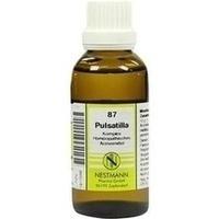 PULSATILLA KOMPLEX Nestmann 87 Dilution