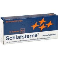 SCHLAFSTERNE Tabletten