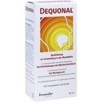 DEQUONAL Spray**