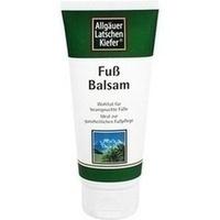 ALLGÄUER LATSCHENK. Fuß Balsam
