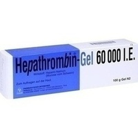 HEPATHROMBIN 60.000 Gel