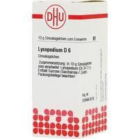 DHU LYCOPODIUM D 6 Globuli