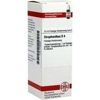 STROPHANTHUS D 4 Dilution