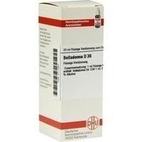 BELLADONNA D 30 Dilution