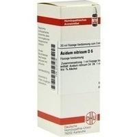 ACIDUM NITRICUM D 6 Dilution