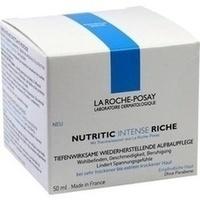 ROCHE-POSAY Nutritic Intense Creme reichhaltig
