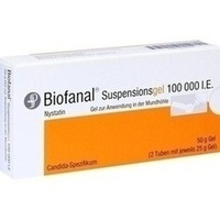 BIOFANAL Suspensionsgel Tube