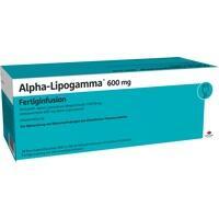 ALPHA LIPOGAMMA 600 mg Fertiginfus.Durchst.F.