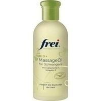 FREI Bio+ MassageÖl für Schwangere