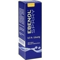 EBENOL Spray 0,5% Lösung