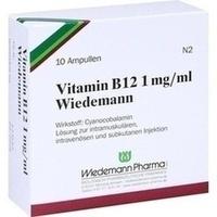 Vitamin B12  Ampullen 10 Stück