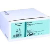 CONVEEN Optima Kondom Urinal 8 cm 30 mm 22030
